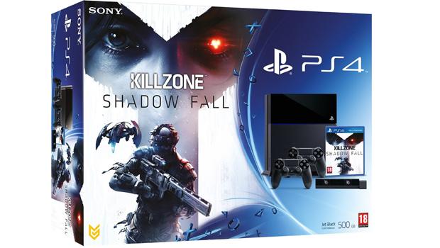 PlayStation 4: spunta in rete il bundle con Killzone Shadow Fall