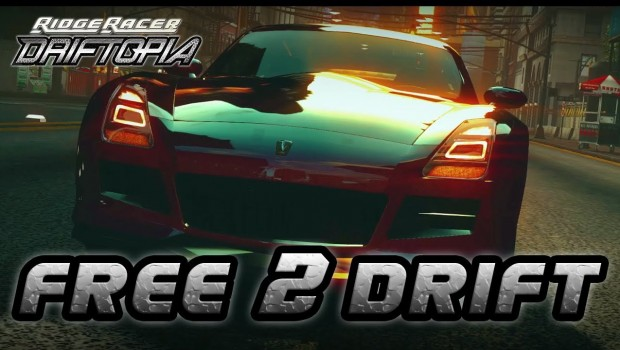 Ridge Racer Driftopia: in fase beta il free-to-play per PC e PS3