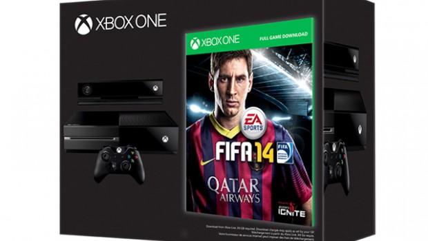 Xbox One e FIFA 14, per Sony il bundle è segno di prenotazioni deludenti