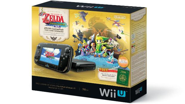 The Legend of Zelda: The Wind Waker HD – data d'uscita, video e info sul bundle e sulle edizioni Standard e Limited