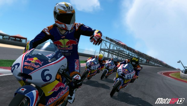 MotoGP 13: Milestone annuncia il Red Bull Rookies Cup DLC