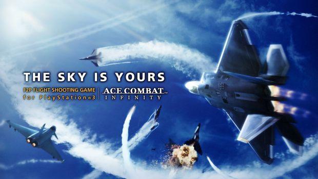 Ace Combat: Infinity – immagini e video dal TGS 2013