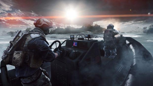 Battlefield 4: nuovo video di combattimento navale da 12 minuti