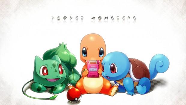 Pokemon X e Y starter: Bulbasaur, Charmander e Squirtle possibili scelte