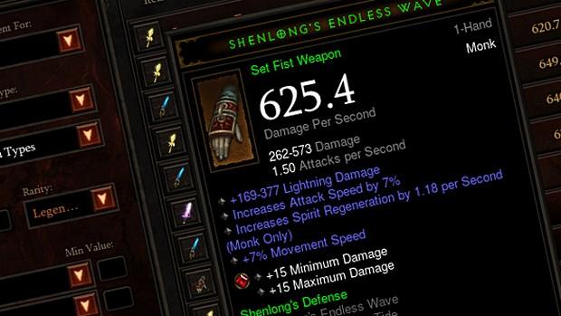 Diablo III: la casa d'aste su PC chiuderà nel 2014