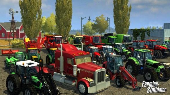 Farming Simulator: trailer di lancio per PS3 e X360