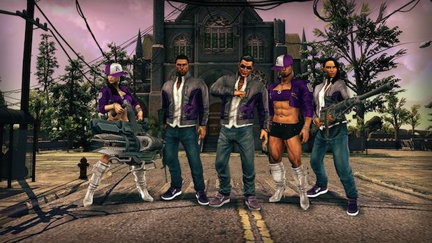 Saints Row IV: disponibili da domani i DLC GAT V e Wild West