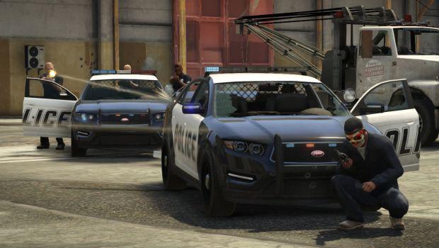 Grand Theft Auto V: Rockstar Games lo definisce un gioco next-gen