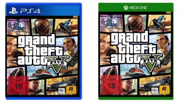 Grand Theft Auto V: Amazon svela in anticipo le versioni per PS4 e Xbox One?