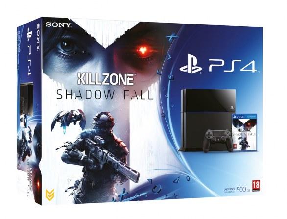 Killzone: Shadow Fall – annunciati due bundle europei