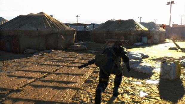 Metal Gear Solid V: The Phantom Pain – immagini, video e info dal TGS 2013
