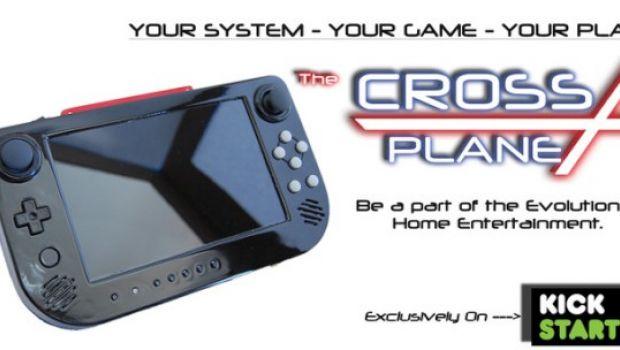 Cross Plane: il controller con schermo integrato per PC, PS3, X360 e Ouya