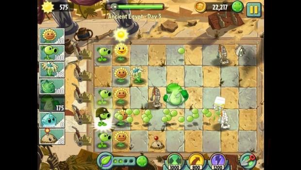 Plants Vs Zombies 2: sorpassato il successo del predecessore