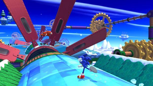 Sonic Lost World: i boss in video e le ambientazioni in foto