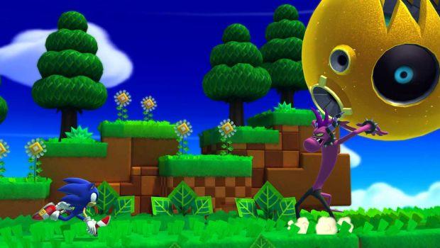 Sonic Lost World: immagini e video sui Deadly Six