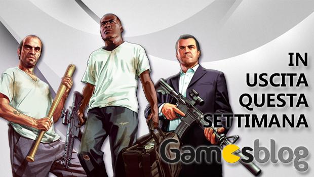 Videogiochi in uscita dal 16 al 22 settembre: Grand Theft Auto V, Pro Evolution Soccer 2014, Dragon's Prophet