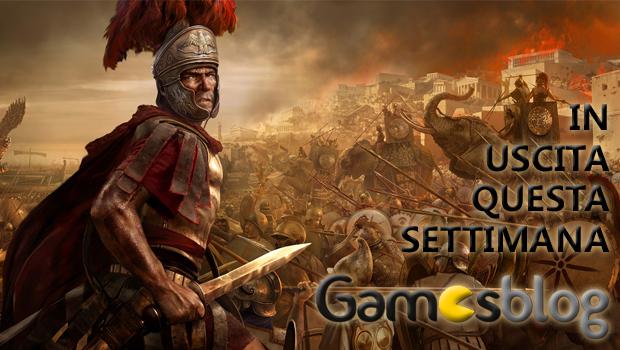 Videogiochi in uscita dal 2 all'8 settembre: Diablo III, Killzone Mercenary, Total War Rome II