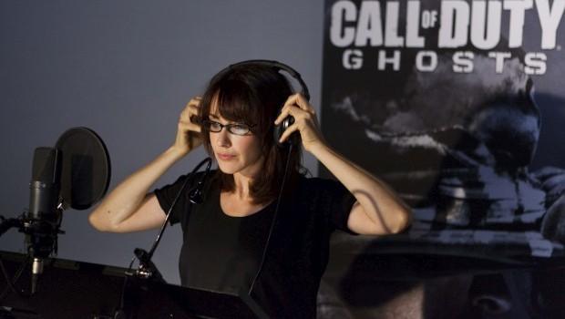 Call of Duty: Ghosts – Anita Caprioli fra le voci italiane