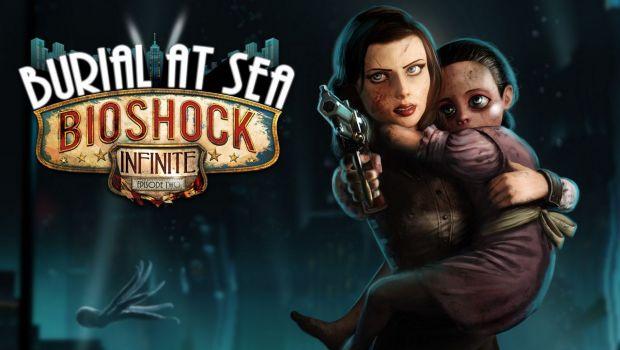 BioShock Infinite: Burial at Sea – immagini e video del nuovo DLC