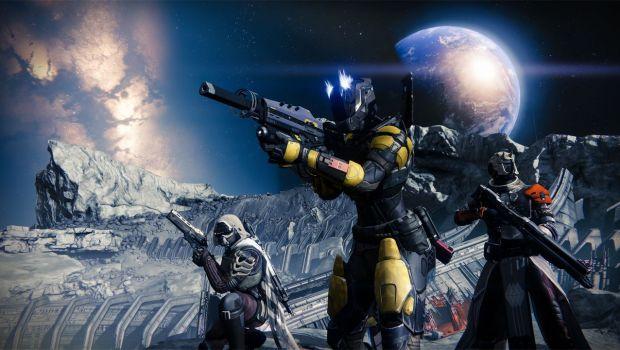 Destiny: immagini e artwork sulla Luna e sullo Sciame