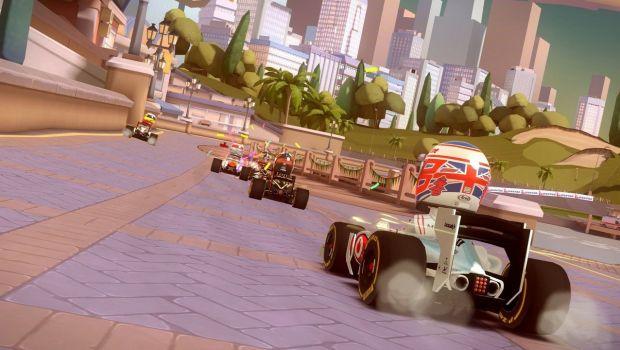 F1 Race Stars: Powered Up Edition per Wii U – immagini d'annuncio e prime info