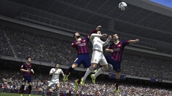 FIFA 14: dettagli e immagini sulle versioni PlayStation 4 e Xbox One