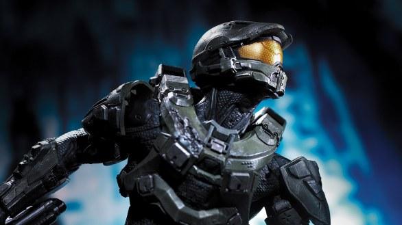 Halo 4: l'action figure di Master Chief da McFarlane Toys