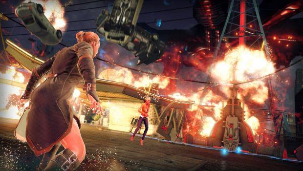 """Saints Row IV: data d'uscita e nuove immagini dell'espansione """"Enter the Dominatrix"""""""