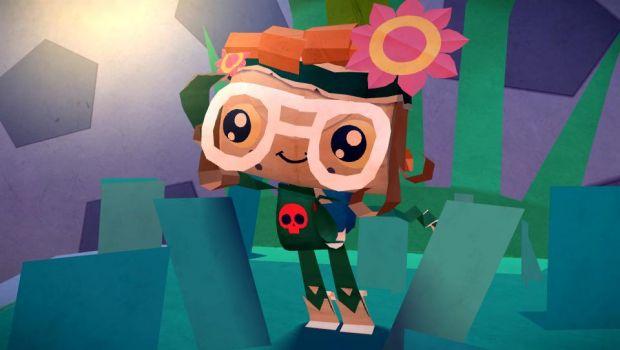 Tearaway: prime immagini sull'editor di personaggi