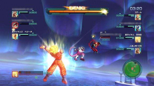 Dragon Ball Z: Battle of Z, dettagli sulla demo, il Battle Mode – nuove immagini