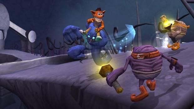 Crash Bandicoot, reboot in arrivo da Sony per PlayStation 4?