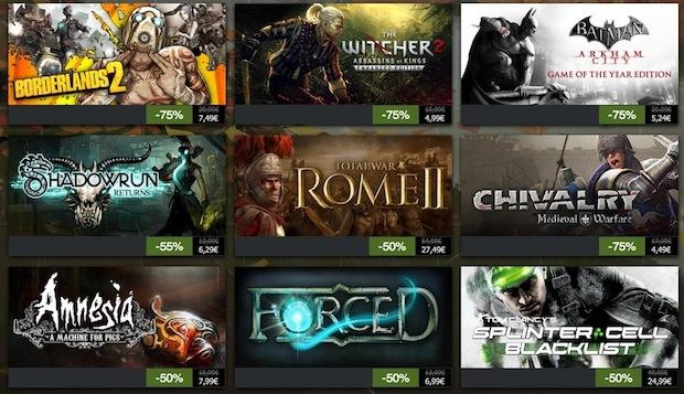 Steam Autumn Sale, le offerte del giorno 4: Borderlands 2 a -75%