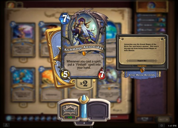 Hearthstone: Heroes of Warcraft anche su Android, beta PC e Mac imminente