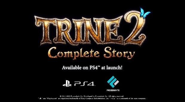 Trine 2: Complete Story per PS4 arriverà in Europa il 29 novembre, ecco il trailer