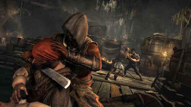 Assassin's Creed IV, il DLC Grido di Libertà è disponibile da oggi