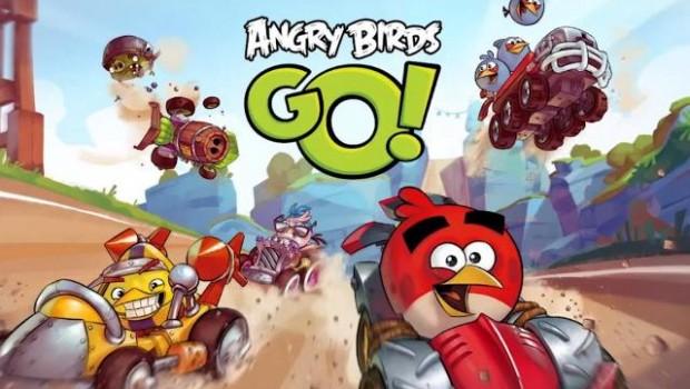 Angry Birds Go, modalità multiplayer in arrivo in primavera