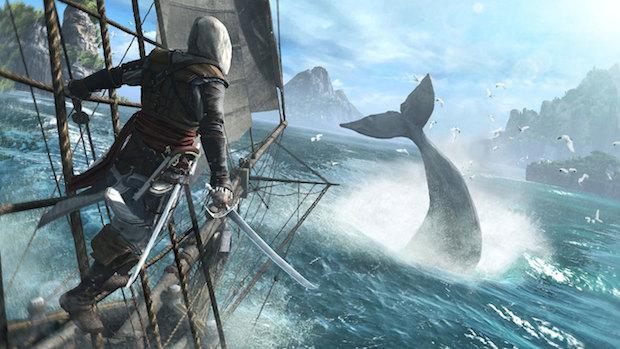 Le 12 offerte di Natale sul PlayStation Store, offerta 10: Assassin's Creed IV Black Flag per PS3 a 29,99 euro