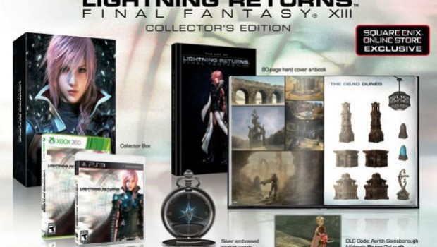 Lightning Returns Final Fantasy XIII, confermata la Collector Edition