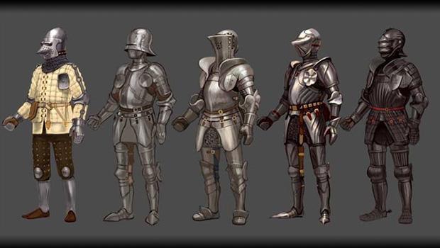 Deep Down: nuove informazioni sulle armature