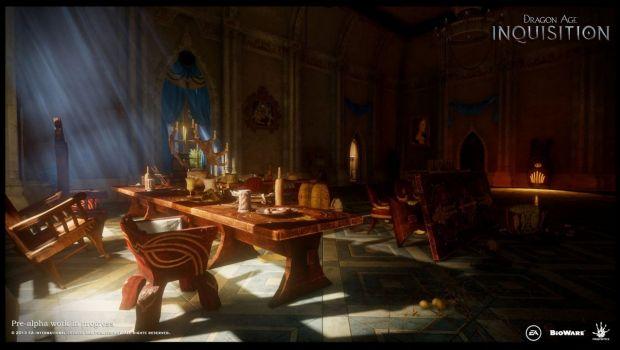 Dragon Age: Inquisition – nuove immagini ambientali
