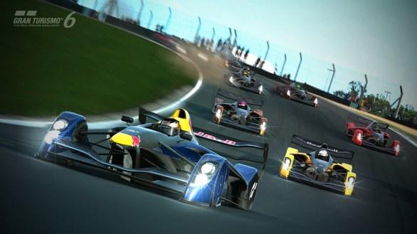 Gran Turismo 6: la patch 1.02 introduce Sebastian Vettel e la Red Bull X Challenge