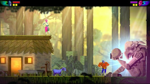 Guacamelee: prime indiscrezioni sulla versione PS4 e Xbox One
