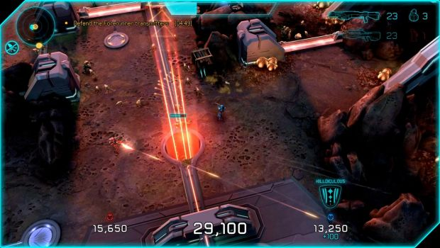 Halo: Spartan Assault per Xbox One – data d'uscita, immagini e video di lancio
