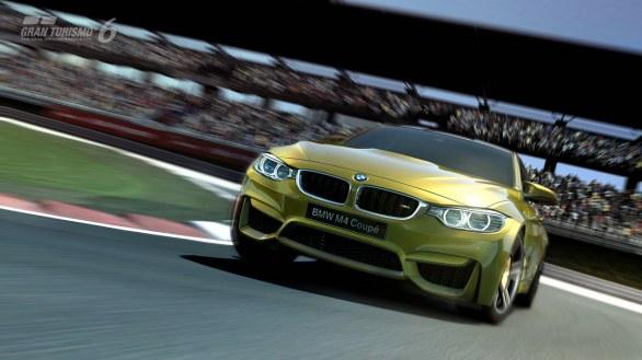 Gran Turismo 6, nuovo DLC: svelata la BMW M4 Coupé e l'evento stagionale al Nürburgring – galleria