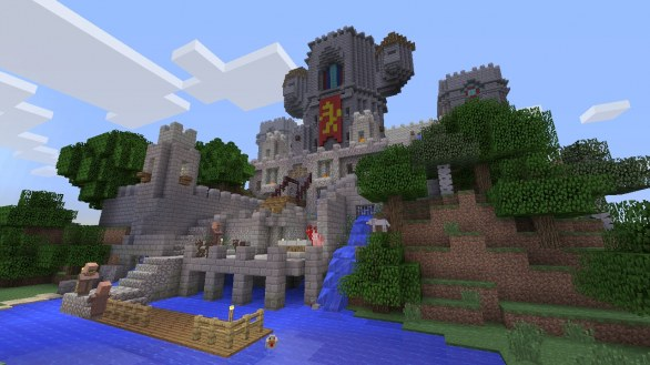 Minecraft approda da questa settimana anche su PlayStation 3