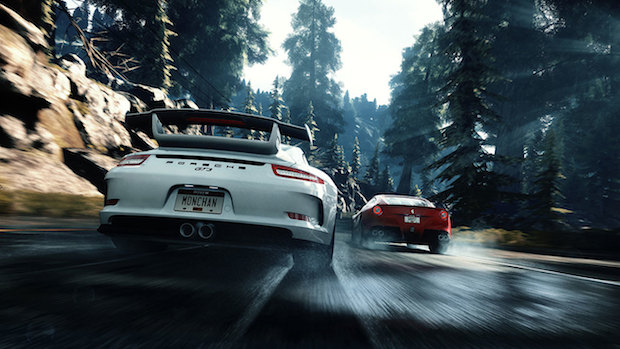 Le 12 offerte di Natale sul PlayStation Store, offerta 4: Need For Speed Rivals per PS3 a 29,99 euro