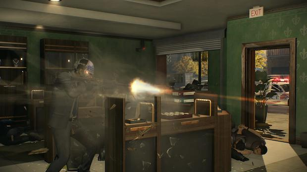 Le 12 offerte di Natale sul PlayStation Store, offerta 5: Payday 2 a 14,99 euro