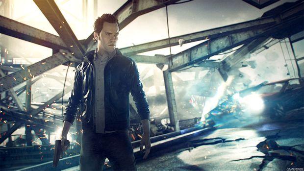 Quantum Break: primo video di gioco dai VGX 2013