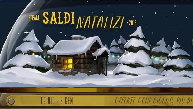Steam: via ai saldi natalizi, ecco le offerte del primo giorno