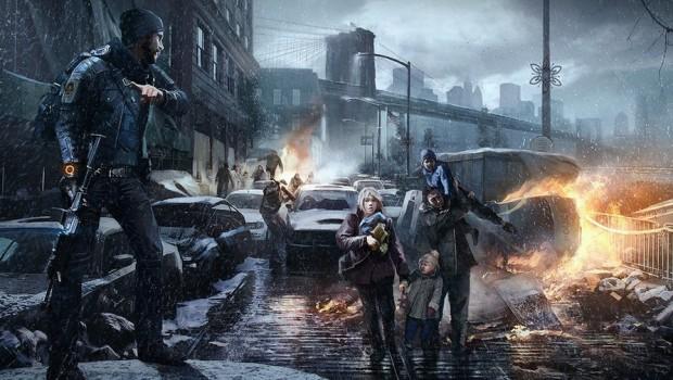 Tom Clancy's The Division: le meraviglie dello Snowdrop Engine nel video dei VGX 2013